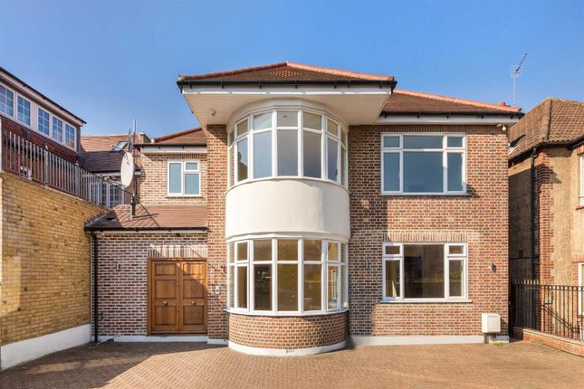 Thumbnail Property for sale in Coverdale Road, Mapesbury, London