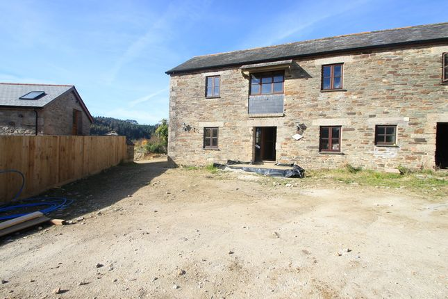 Thumbnail Barn conversion for sale in Lostwithiel Country Retreat, Lostwithiel Golf & Country Club, Lostwithiel