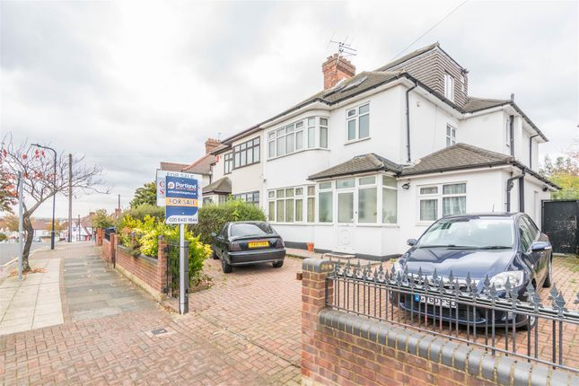 Thumbnail Semi-detached house for sale in Peter Avenue, London