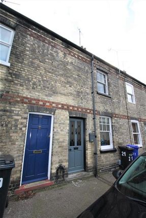 Thumbnail Terraced house to rent in Warrington Street, Newmarket