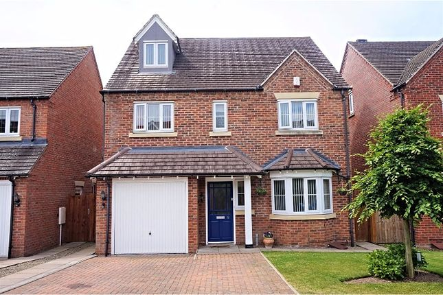 Thumbnail Detached house for sale in College Gardens, Shrewsbury