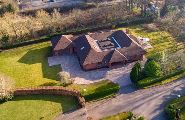 5 bed detached house for sale in Wrightfield Place, Alloway, Ayr KA7