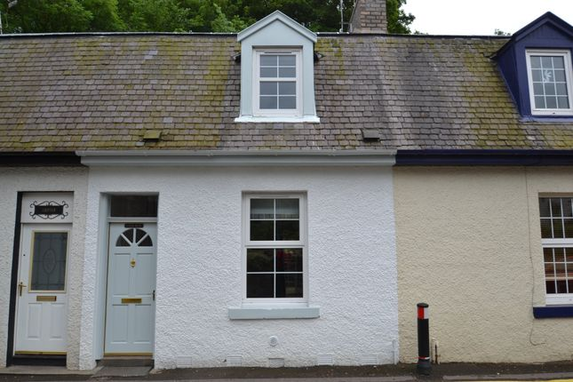 Thumbnail Terraced house to rent in Ramoyle, Dunblane