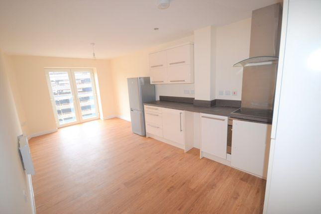 Thumbnail Flat for sale in Crecy Court, Lee Circle, Leicester