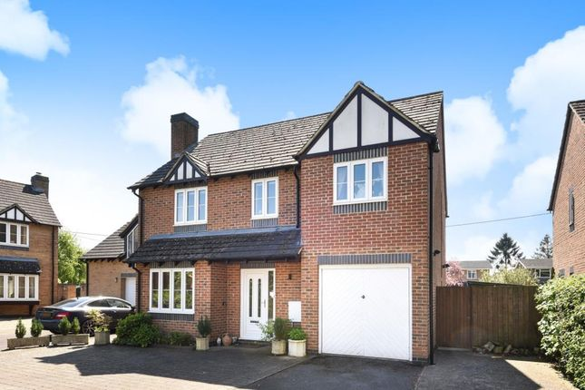 Thumbnail Detached house to rent in Southmoor, Oxfordshire
