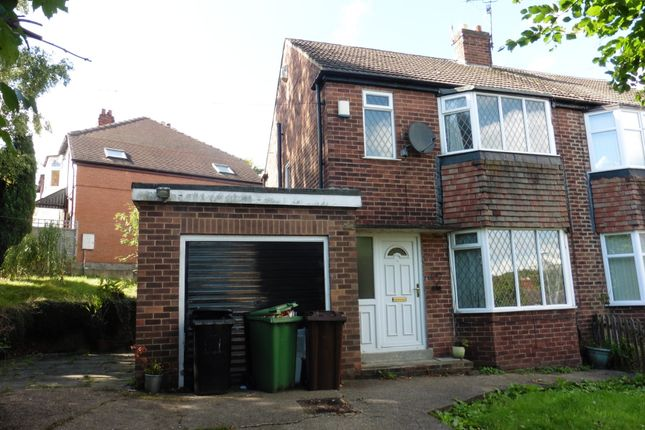 Thumbnail Semi-detached house to rent in Armley Grange View, Armley, Leeds