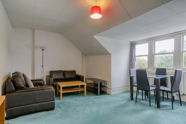 Thumbnail Flat to rent in Corfton Road, London