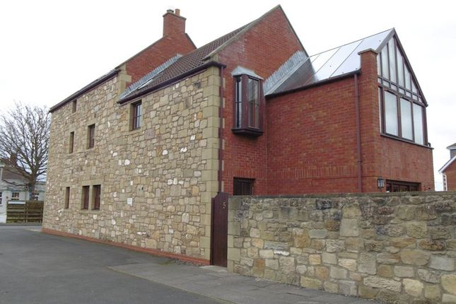 Thumbnail Town house for sale in The Wynd, Amble, Morpeth