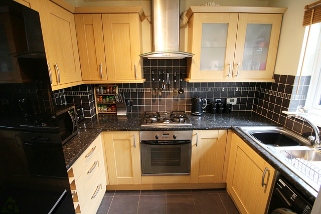 Kitchen of Greensmith Way, Westhoughton BL5