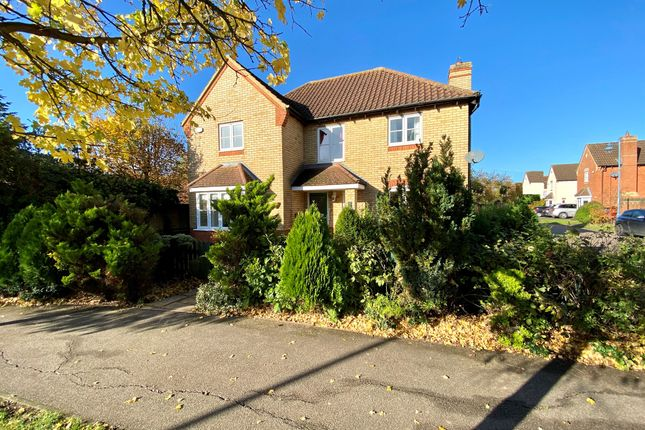 Thumbnail Detached house for sale in Alder Drive, Great Cambourne, Cambridge