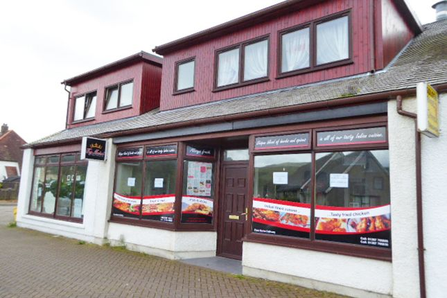 Thumbnail Commercial property to let in 2, Glenloy Street, Caol, Fort William