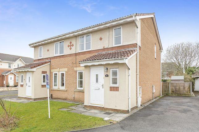 Thumbnail Semi-detached house to rent in Devonport Close, Walton-Le-Dale, Preston