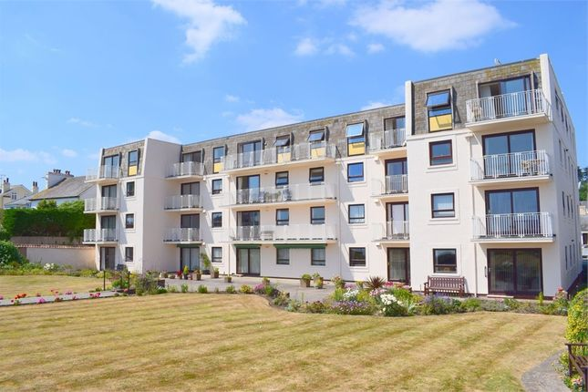 Thumbnail Flat to rent in Fore Street, Budleigh Salterton