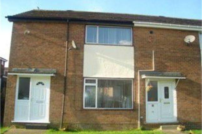 Thumbnail Terraced house to rent in Lambton Avenue, Delves Lane, Consett, Durham