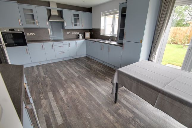 Thumbnail Semi-detached house for sale in The Nottingham, Eastrea Road, Whittlesey, Peterborough