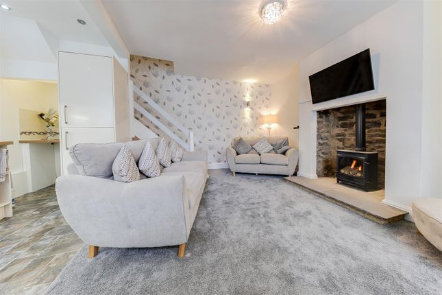 Thumbnail Terraced house for sale in Burnley Road, Weir, Bacup