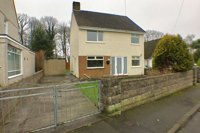 Thumbnail Detached house to rent in Sycamore Avenue, Porthcawl