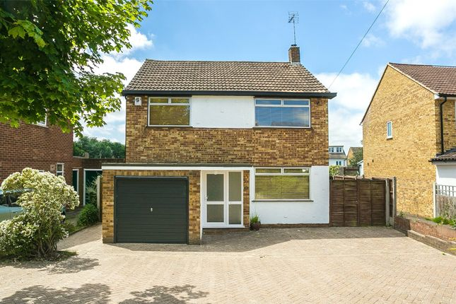 Thumbnail Detached house for sale in Long Ridings Avenue, Hutton, Brentwood, Essex