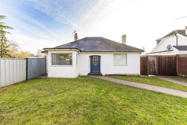 Thumbnail Detached bungalow to rent in Lowfield Road, Acton