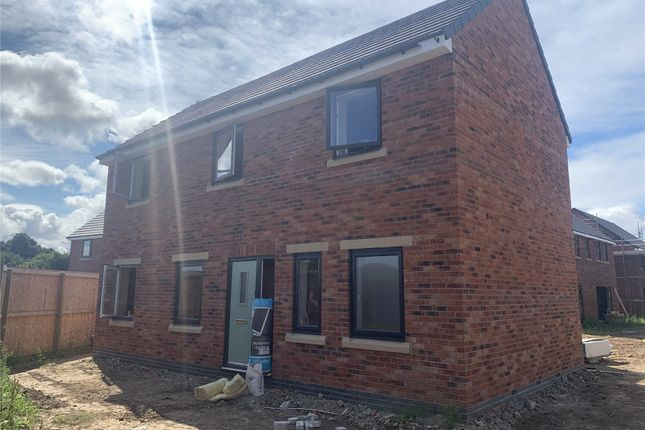 Thumbnail Detached house for sale in Stockwell Gate, Whaplode