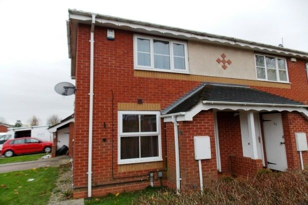 Thumbnail Detached house to rent in Sovereign Heights, Rubery