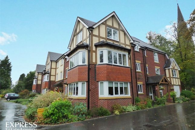 Thumbnail Flat for sale in 10 Church Road, Sutton Coldfield, West Midlands