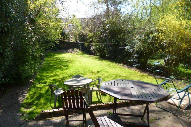 Garden of Mayfield Road, Moseley, Birmingham B13