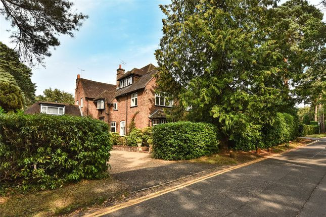 Thumbnail Flat for sale in St. Gabriels Court, Tekels Avenue, Camberley, Surrey