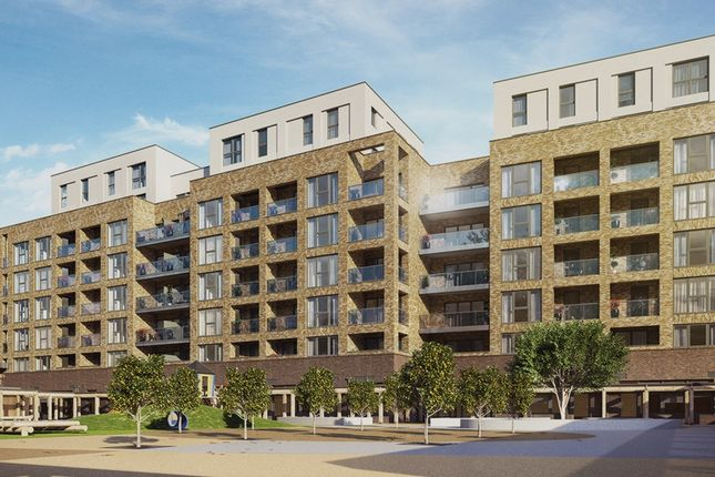 Thumbnail Flat for sale in Bow Garden Square, St Pauls Way, Bow