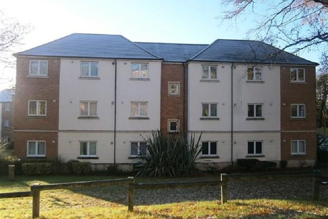 Thumbnail Flat to rent in Whitworth House, Off Bassaleg Road, Newport.