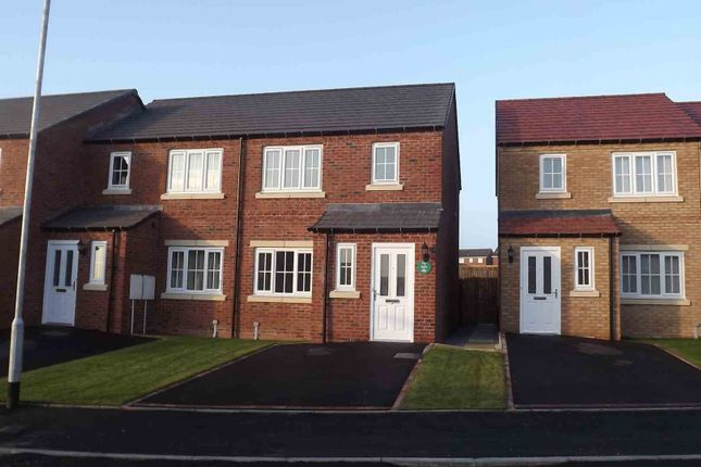Thumbnail Property to rent in Askrigg Close, Consett, County Durham