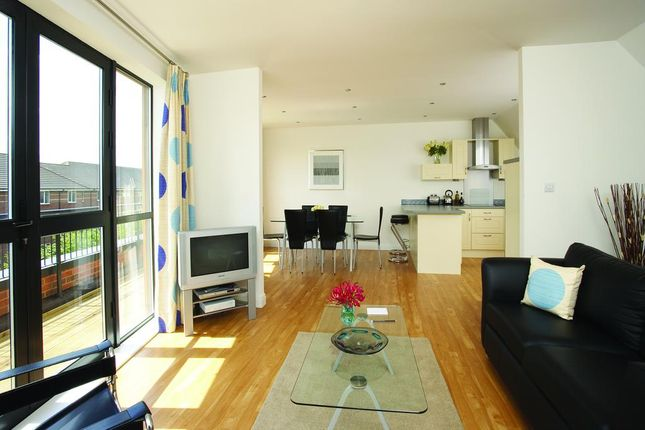 2 bed flat to rent in The Milhouse Brook Street, Derby DE1