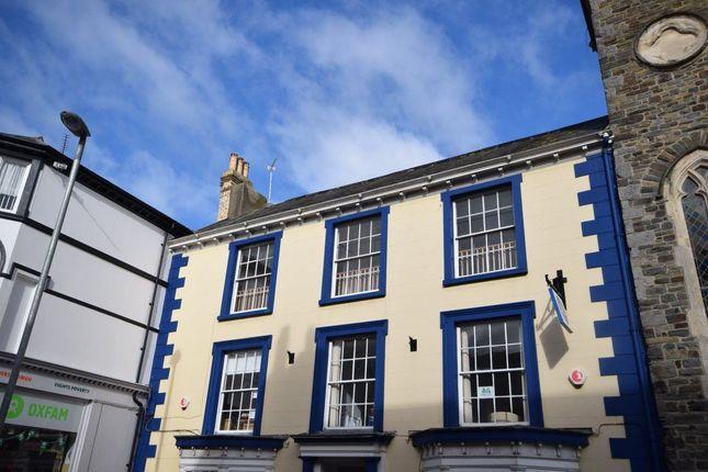 Thumbnail Flat to rent in Bridgeland St, Bideford, Devon
