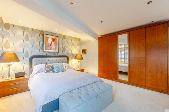 Master Bedroom of Manera Apartments, 46 King Street West, Manchester M3