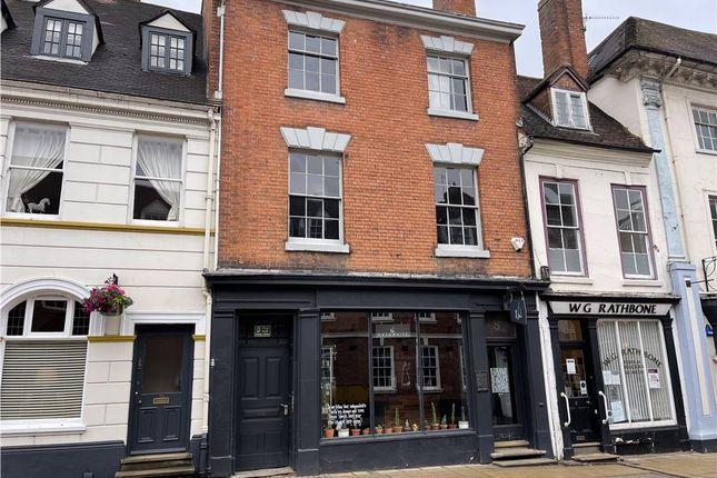 Thumbnail Retail premises for sale in High Street, Warwick, Warwickshire