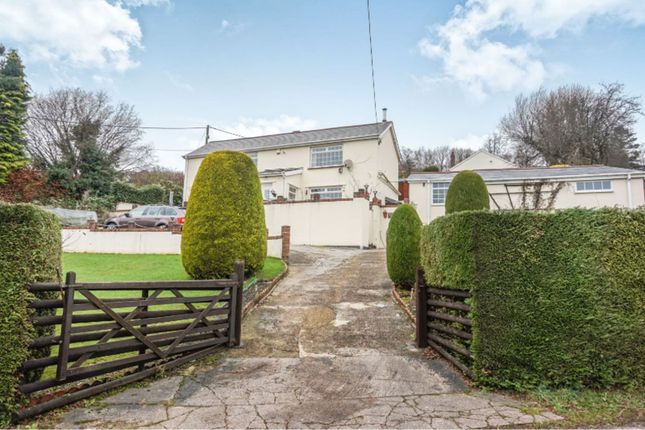 Thumbnail Detached house for sale in Tranch, Pontypool