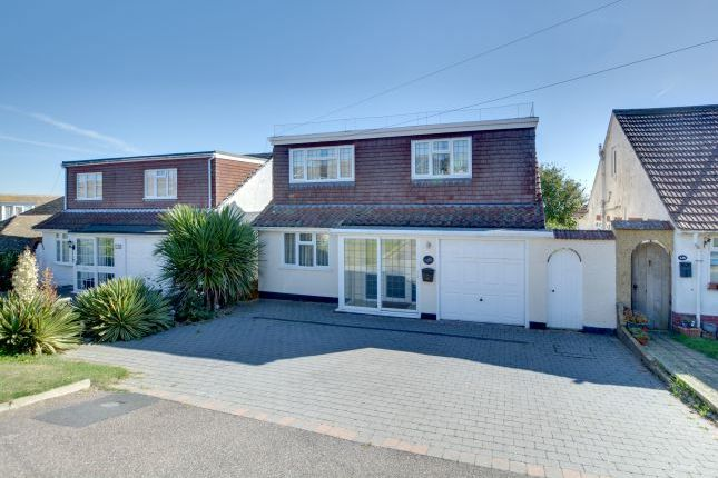 Thumbnail Detached house to rent in Rodmell Avenue, Saltdean