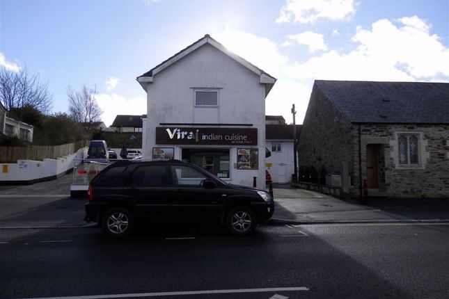 Thumbnail Commercial property for sale in 50, Higher Bore Street, Bodmin