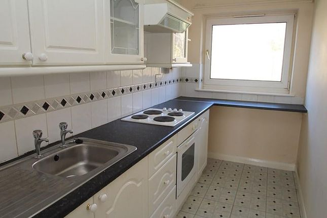 Thumbnail Flat to rent in Weyhill Close, Fareham