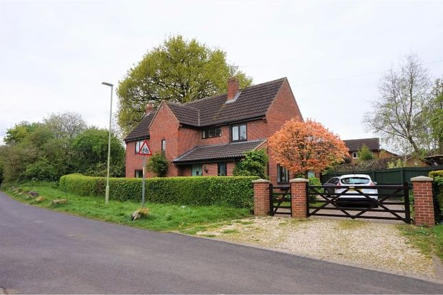 Thumbnail Detached house for sale in Green Lane Hucclecote, Gloucester