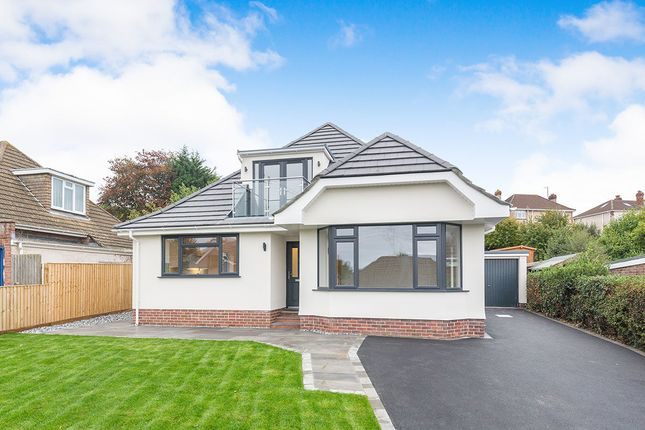 Thumbnail Bungalow for sale in Durbin Park Road, Clevedon