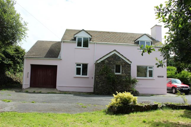 Thumbnail Detached house for sale in Catherine Street, St. Davids, Haverfordwest