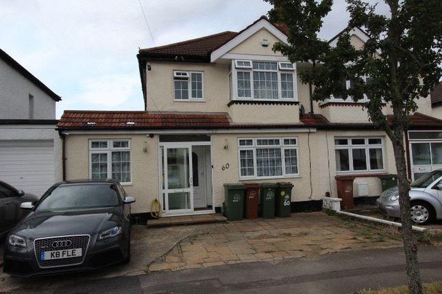 Thumbnail Semi-detached house for sale in Surrey Grove, Sutton