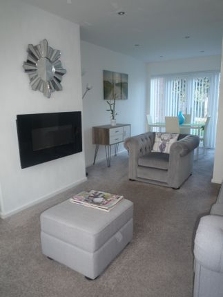 Thumbnail Semi-detached house to rent in Wood Avenue, Cannock
