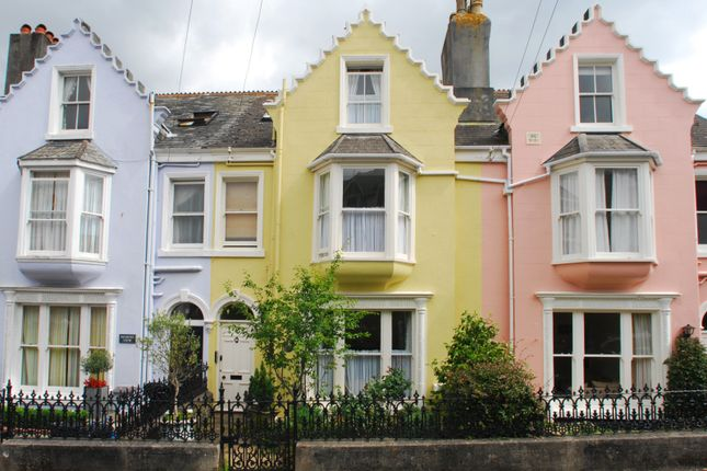 Thumbnail Terraced house for sale in Egremont Terrace, Devon Road, Salcombe