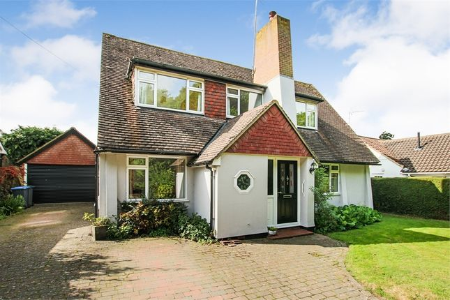Thumbnail Detached house for sale in Forest View, Cansiron Lane, Ashurst Wood, West Sussex
