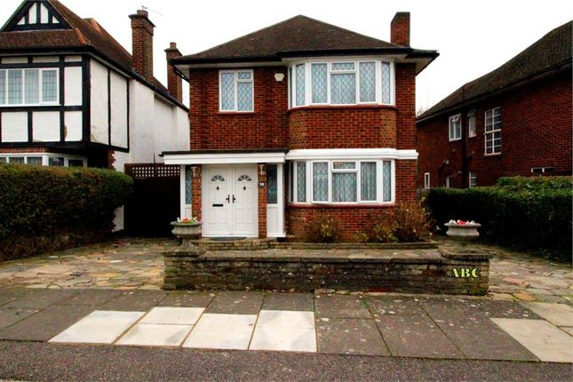 4 bed detached house for sale in The Grove, Edgware, Middlesex HA8