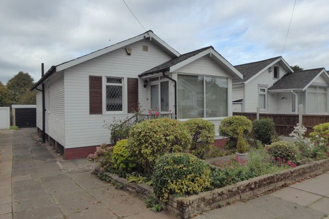 Thumbnail Bungalow for sale in Central Avenue, Northfield, Birmingham