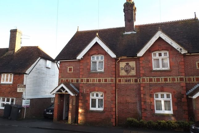 Thumbnail Semi-detached house to rent in South Street, Rotherfield, Crowborough