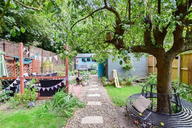 Rear Garden of Maidstone Road, Rochester, Kent ME1